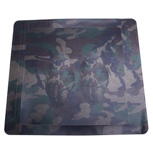 Image 5 - Camouflage Decal Sticker Skin Cover For Sony PS4 Slim Console + 2 Controller