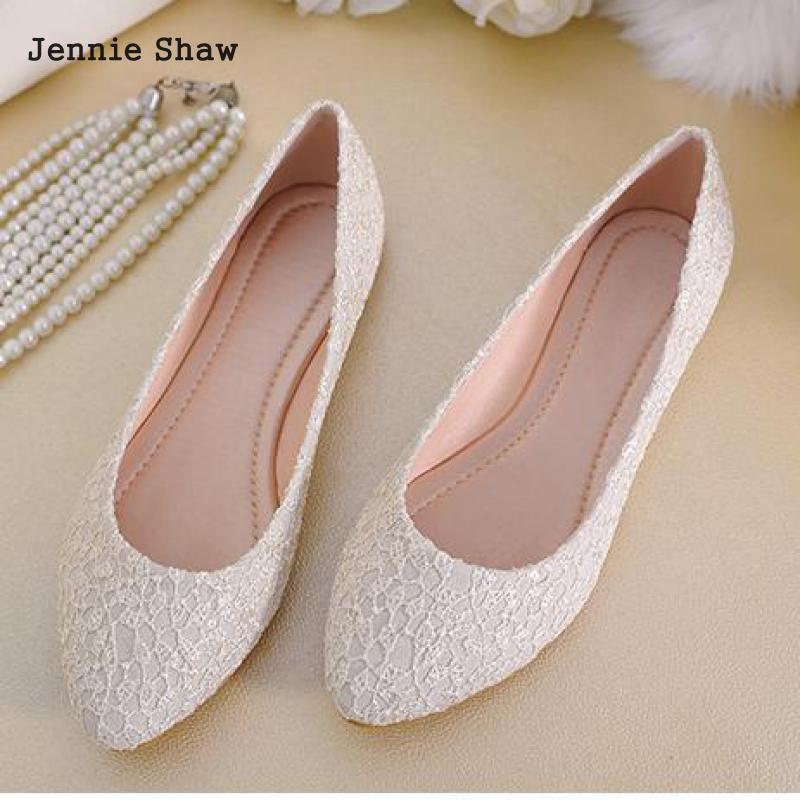 25d658e7c Autumn Bride Red White Large Size Pointed Bridesmaid Dress Flat Wedding  Shoes Women Sys 1643-in Women's Flats from Shoes on Aliexpress.com |  Alibaba Group