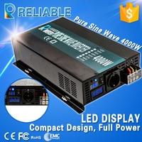 Full Power All Big MOSFET 4000w 12 To 220v Or 120v DC To AC Pure Sine