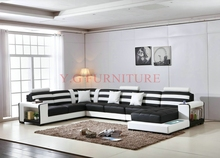 XL U shaped living room furniture sofa