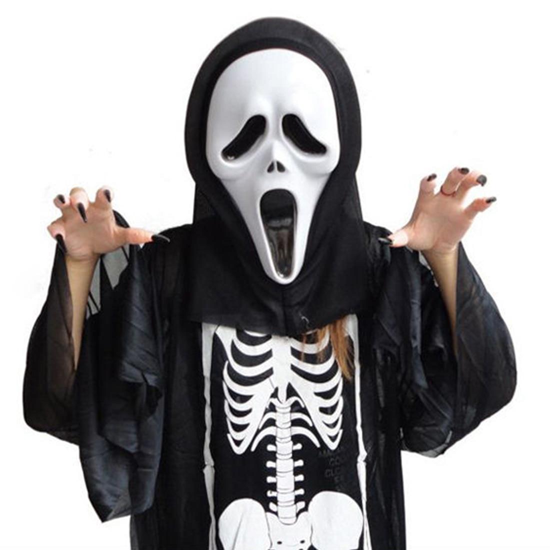 Aliexpress.com : Buy 2016 1Pc Scary Ghost Face Scream Mask Creepy ...