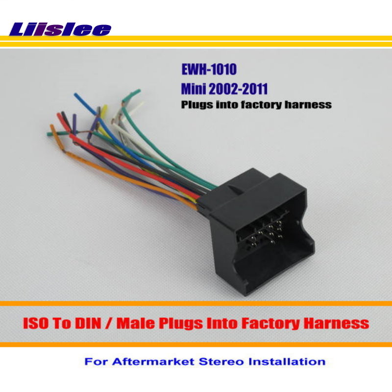 Liislee Car Wire For Mini Cooper / Cooper S / Convertable 2002 ...