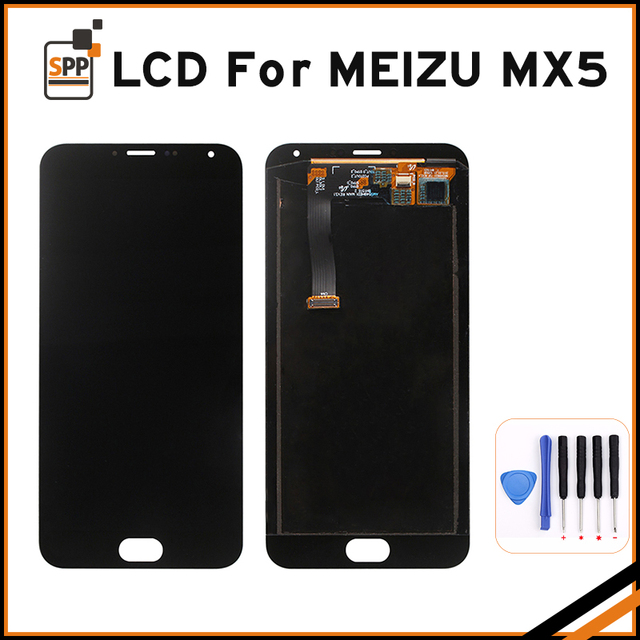 Original LCD Display +Digitizer Touch Screen Glass Replacement Parts ...