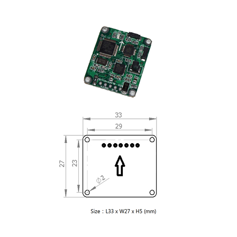 LEC310 3D Electronic Digital Compass Module clinometer Sensor Accuracy 2 Degree(RS232 RS485 TTL Modbus Option) Vehicle detection hmc5883l digital triple axis magnetometer compass sensor module red white