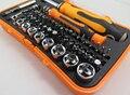 66-em-1 intercambiáveis Professional Iphone 5 5S 6 ferramentas de reparo para motorista computador Manual PC Tool Kit frete grátis