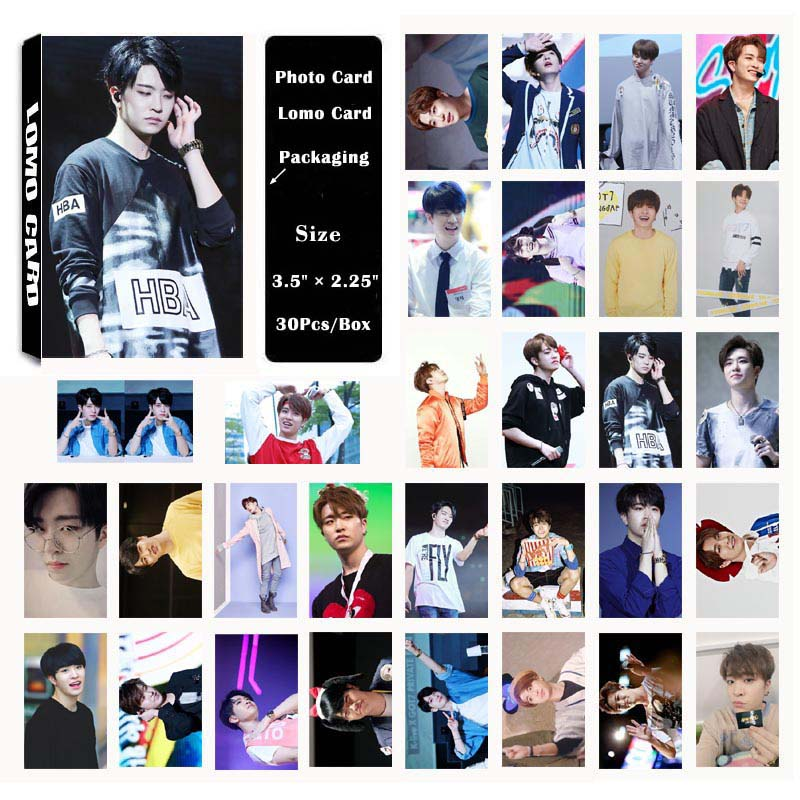 Jewelry Findings & Components Yanzixg Kpop Got7 Album Fly Self Made Paper Lomo Card Photo Card Poster Hd Photocard Fans Gift Collection Beads & Jewelry Making