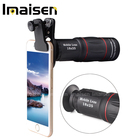 Mobile phone optical telescope 18X telephone zoom camera lens for cellphone