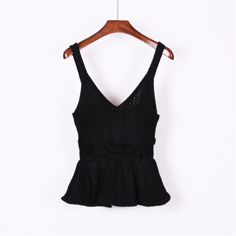 knitted vest 07