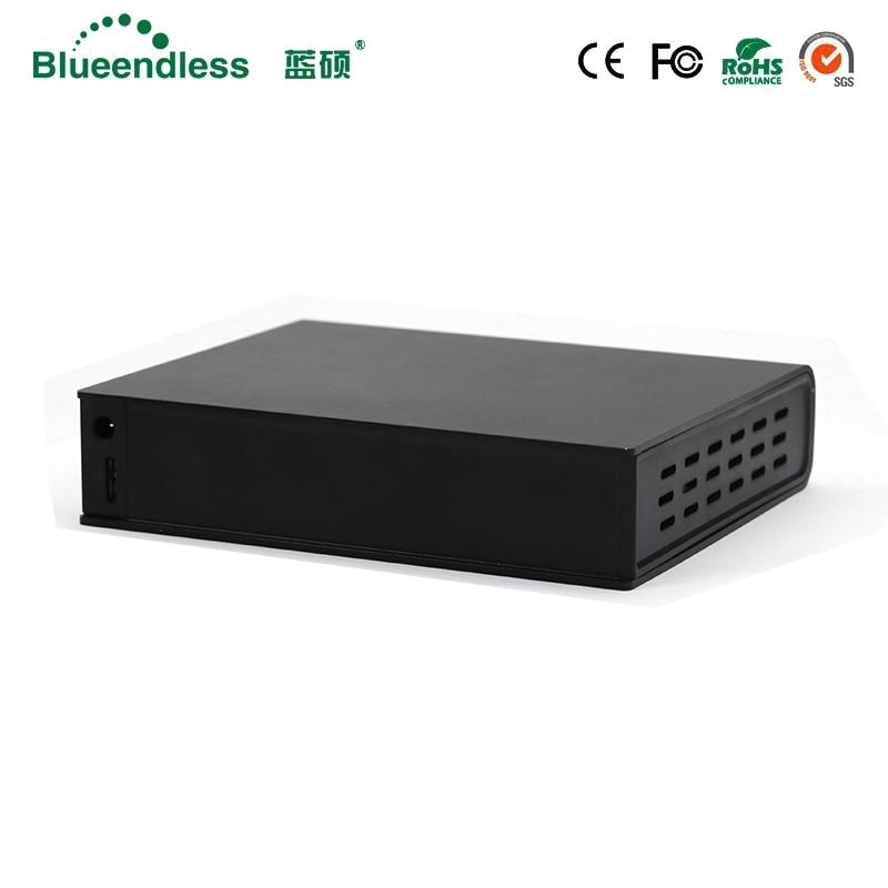 100% nouveau produit 1 to/2 to/3 to/4 to SATA USB 3.0 HDD boîtier HDD boîtier 3.5 caddy avec stockage haute vitesse disques durs externes