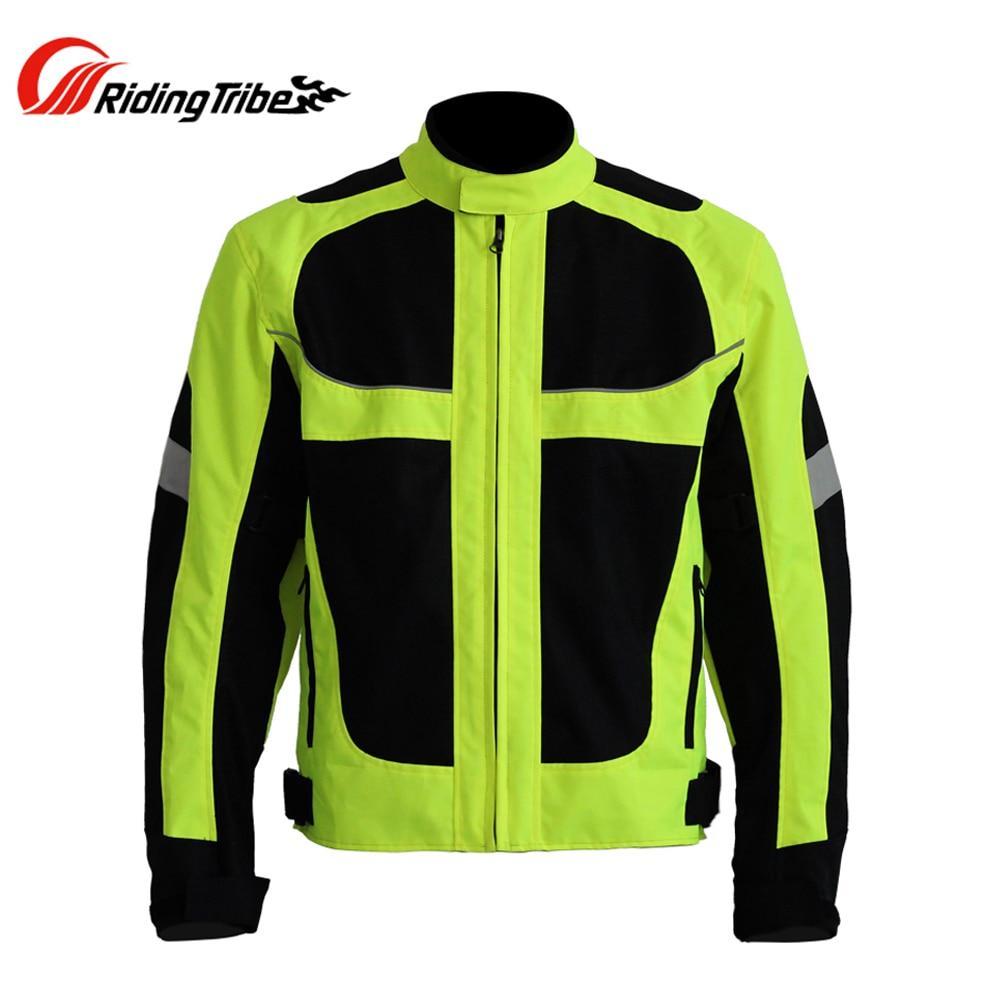 Riding Tribe Summer Motorcycle Racing Jacket Motocross Off-Road Motorbike Moto Clothing Breathable Windproof Jaqueta Moto Jacket