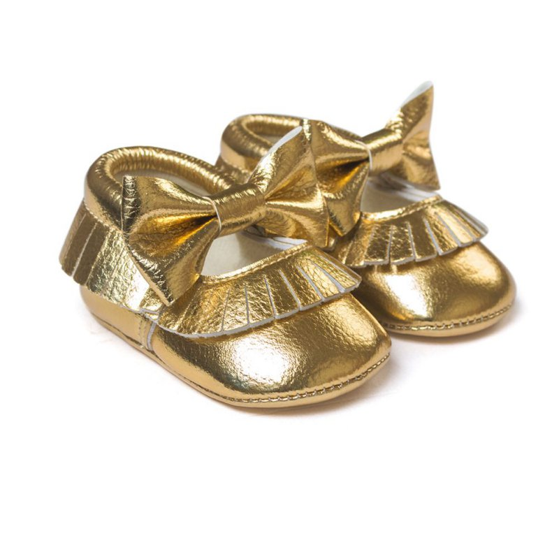 Baby-Girls-Mary-Jane-Flower-Baby-Shoes-PU-Leather-Baby-Moccasins-Gold-Bow-Girls-First-Walker-Toddler-Moccs-2
