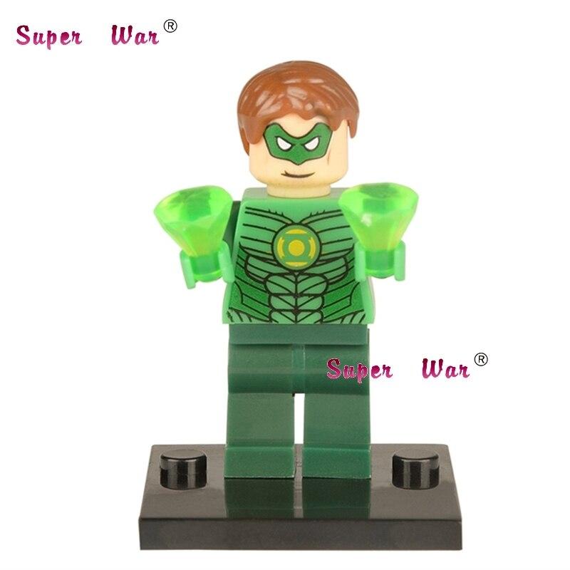 50 sztuk superhero zielona latarnia klocki działania cegły przyjaciele dla dziewczyna chłopiec dom gry dla dzieci zabawki dla dzieci w Klocki od Zabawki i hobby na AliExpress - 11.11_Double 11Singles' Day 1