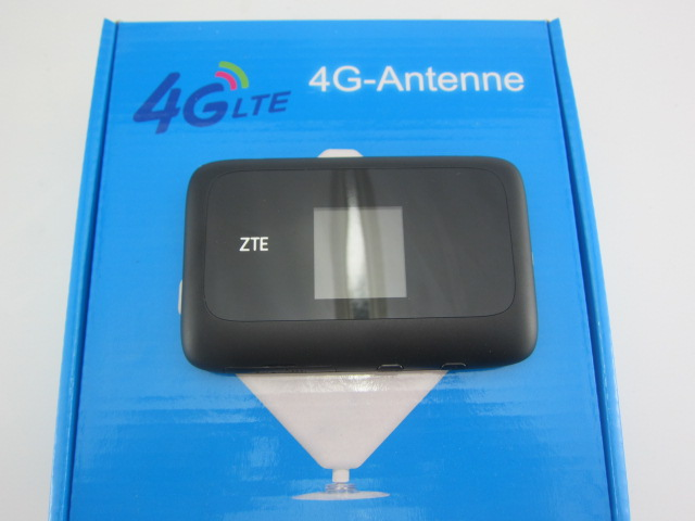 Здесь продается  Unlocked ZTE MF910 LTE 4G WIFI Router+ 4G TS9 antenna dual connector  Компьютер & сеть