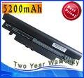 5200 мАч батарея ноутбука ноутбук для SAMSUNG N100 NP-N100 N102 NP-N102 N102S NP-N102S N143 N143-DP01 N143-DP01VN N143-DP02