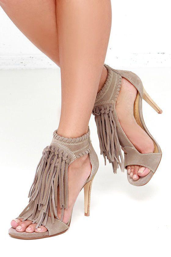 Chaussure A Talon Ete Femme