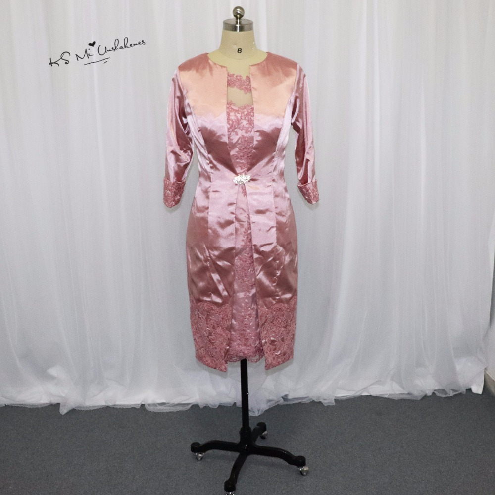Mother of the bride groom dresses for weddings with jacket for Womens dress jacket wedding