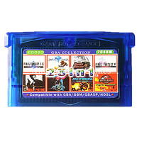 Nintendo GBA Game EG010 23 In 1 Video Game Cartridge Console Card Compilations Collection English Language