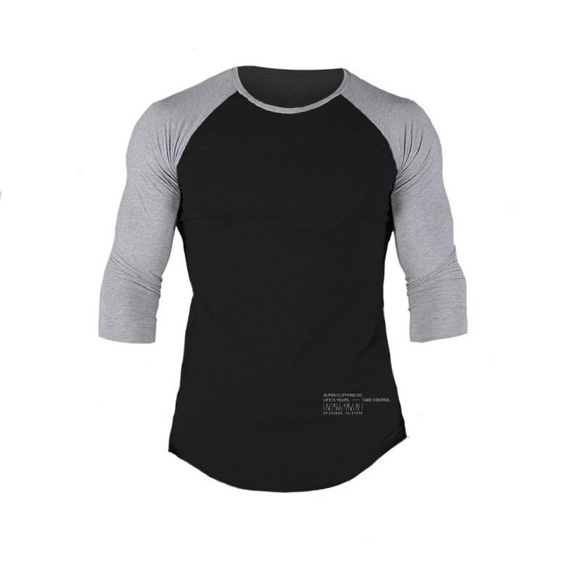 d820c8fc2c49 Detail Feedback Questions about Blank Muscle Fitted Running T Shirts Mens Fitness  Men Workout T Shirts Sports Training T Shirts on Aliexpress.com   alibaba  ...