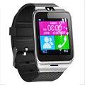 Bluetooth Smart Watch GV18 Цифровой Носимых Браслет Наручные 1.5 ''GSM Smartwatch Поддержка NFC SIM Карты ПАМЯТИ Для телефонов Android