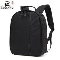 HuWang backpack camera Bags fotografia acessorios camera rain cover case for Nikon d90 p900 d3100 d750 sony a5000 rx100 a6000
