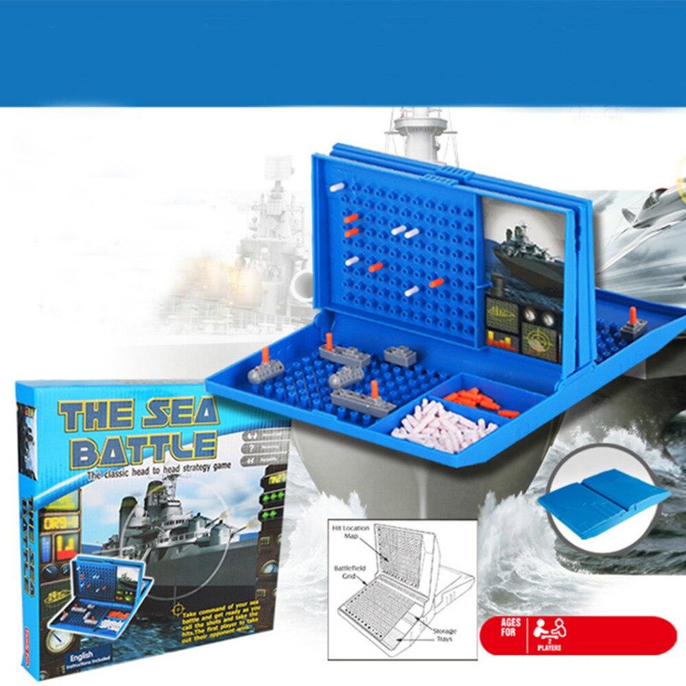 2019 presente de ano novo para as crianças clássico jogo de tabuleiro estratégia mar batalha brinquedo retro série para crianças