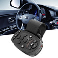 New Universal Steering Wheel IR Remote Control for Car Video DVD GPS MP3 16 keys High-capacity memory