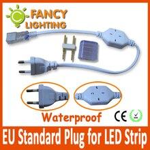 Высокое качество водонепроницаемый Европейский стандарт штекер RGB с 24 ключи/пресс-кнопки 220В-250В для света прокладки SMD5050/3014/2835