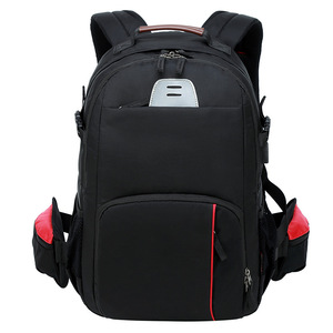 Image 2 - CAREELL  C3058 DSLR Camera Bag Photo Bag Camera Backpack Universal Large Capacity Travel Camera Backpack For Canon/Nikon Camera