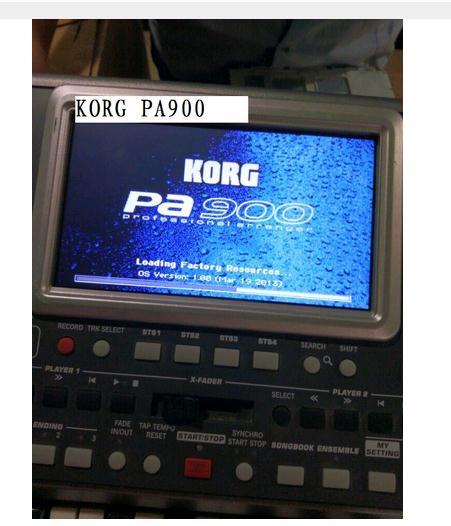 US $30 94 |KORG PA 900 PA900 Keyboard high quality 7