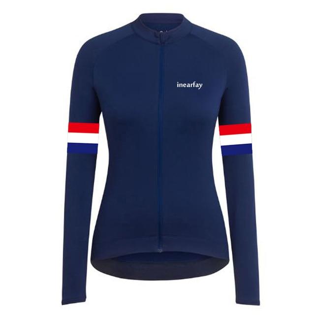 05dc9a5e5 Tour de France 2019 National Cycling Jersey Thin Women France Italy Brazil Belgium  Shirt Quick Dry Bike Clothing