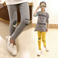 Niños Chicas Leggings de Algodón Ojo Imprimir Pantalones Niñas Otoño Niños Lindos Lenth completo Leggings Niños Ropa Para Niñas 4 5 6 12 T