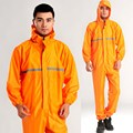 Conjoined raincoats, overalls Electric motorcycle fashion raincoat, men and women fission rain suit