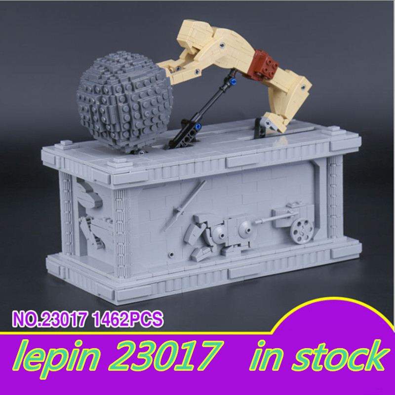 Lepin 23017 lepin Technic Series The MOC Sisyphus Moving Set Compatible legoing Sisyphus Legoing technic moc 1518 Building Block жаровня d 26 см с крышкой традиция гранит тг9263