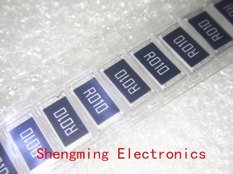 6432 100PCS 2512 1W 0.62 ohm R620 0.62R 1/% SMD resistors