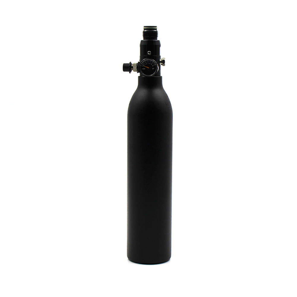 PCP Paintball Ауа резервуары 0.2L / 0.35L / 0.45L HPA - Ату - фото 3