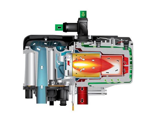 Diesel Liquid Parking Heater