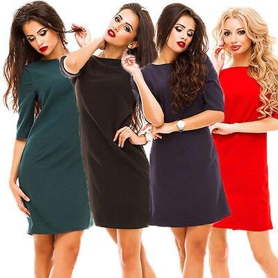 You already beautiful Store Fashion Women Bandage Bodycon Long Sleeve Evening Party Mini Dress