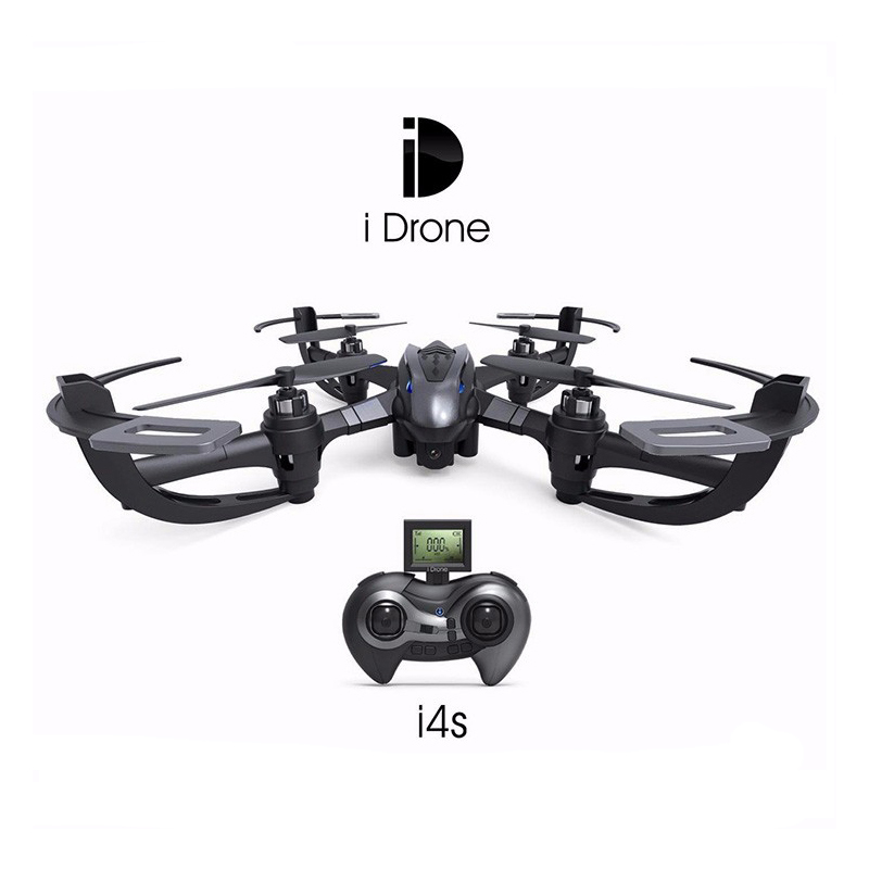 Mini Drones Yizhan I4s With HD Camera 2.4G 4CH 6 axis Headless Hovering Rc Helicopter Camera Nano Drone Vs Yizhan X4 mini drone rc quadcopter 2 4ghz 6 axis rc helicopter headless quadrocopter toys gift for kids mini