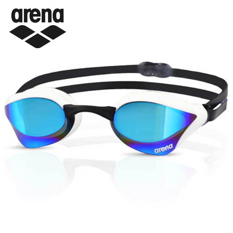 Arena Professional Waterproof Anti-fog Swimming Goggles Coating UV Protection Swim Glasses Adult Men Women HD Adjustable Eyewear  2016 hot safety goggles electroplating swimming goggles waterproof anti fog swimming glasses male female