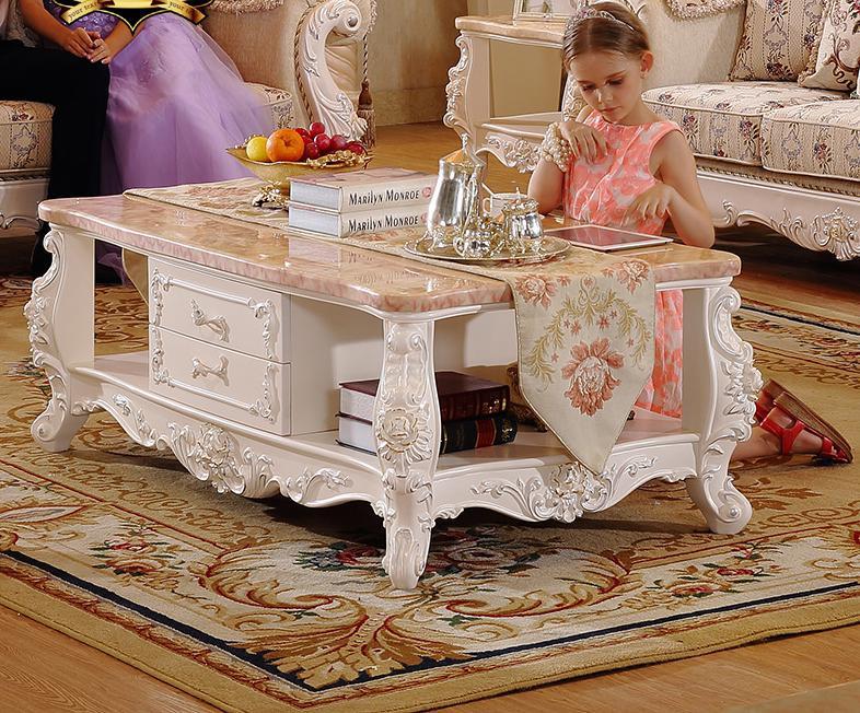 Современные Мебель для гостиной деревянный Кофе Таблица