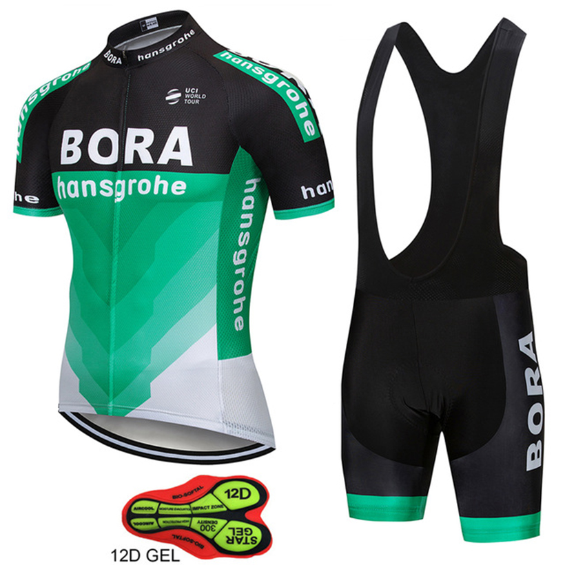 2018 New Pro Team Uniform BORA Cycling Sets Maillot Ropa Ciclismo Jersey Men Summer Bike Jersey Set Bike Bicycle Wear veobike 2018 pro team summer big cycling set mtb bike clothing racing bicycle clothes maillot ropa ciclismo cycling jersey sets