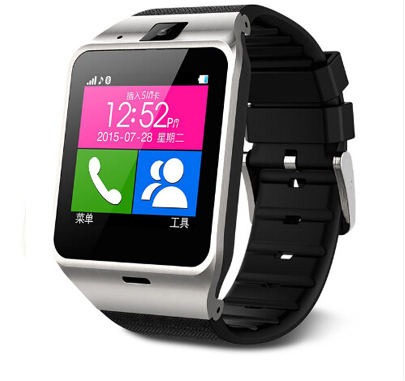 New GV18 Aplus Smartwatch Bluetooth Smart Watch For Android IOS Phone Support S