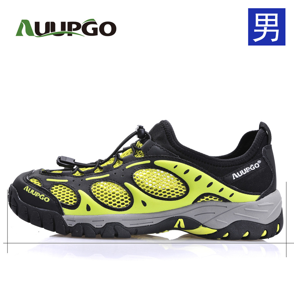 ФОТО Breathable Shoes Men Women Lightweight Walking Shoes Anti-skid Women Aqua Water Shoes Men
