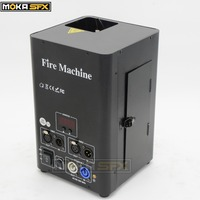 Big Flame One Head DMX Fire Machine Stage Fire Fireworks machine Flame Projector Stage Effect High Quality Valve Spray High 2 4M