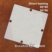 Riscaldamento diretto 80*80 90*90 LGE2121 LGE2121 MS BGA Stencil Template