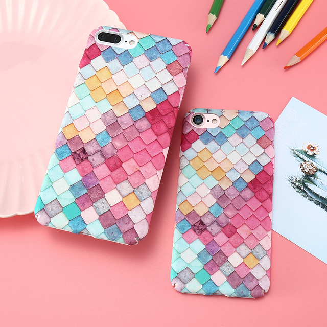 3D Fish Scale Phone Case