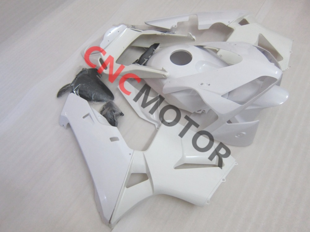 Unpainted Motorcycle ABS Injection Bodywork Fairing Cowl Kit for Honda CBR600RR 2003-2004