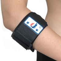 חדש תעלה הקרפלית רפואי סד תמיכת פרק כף היד סד זרוע נקע רפידות תמיכה בנד רצועה בטוחים מגן זרוע שומן באסטר HM-05