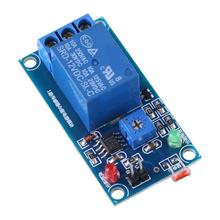 12V Stable LDR Photoresistor Relay Module Controler Light Sensor Switch Photosensitive Resistance
