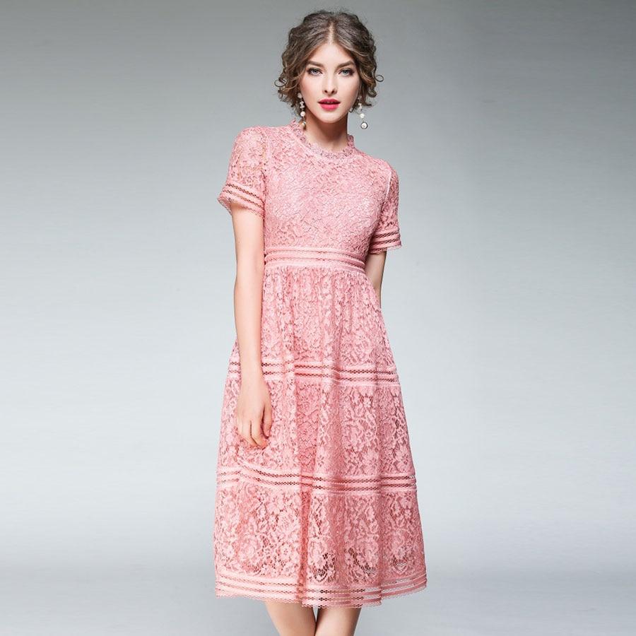 Único Vestidos De Fiesta Rosa Bastante Motivo - Colección del ...